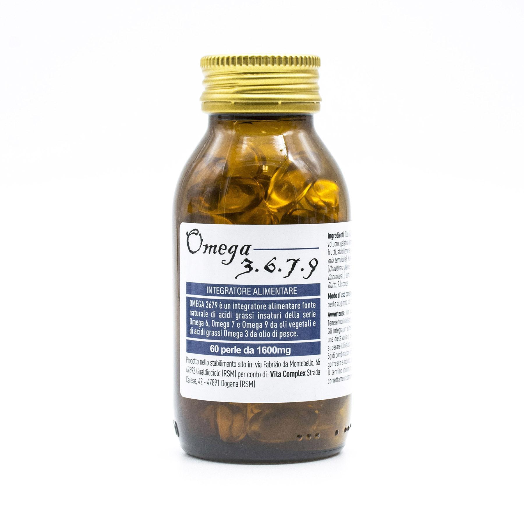 omega 3 rischio prostatico