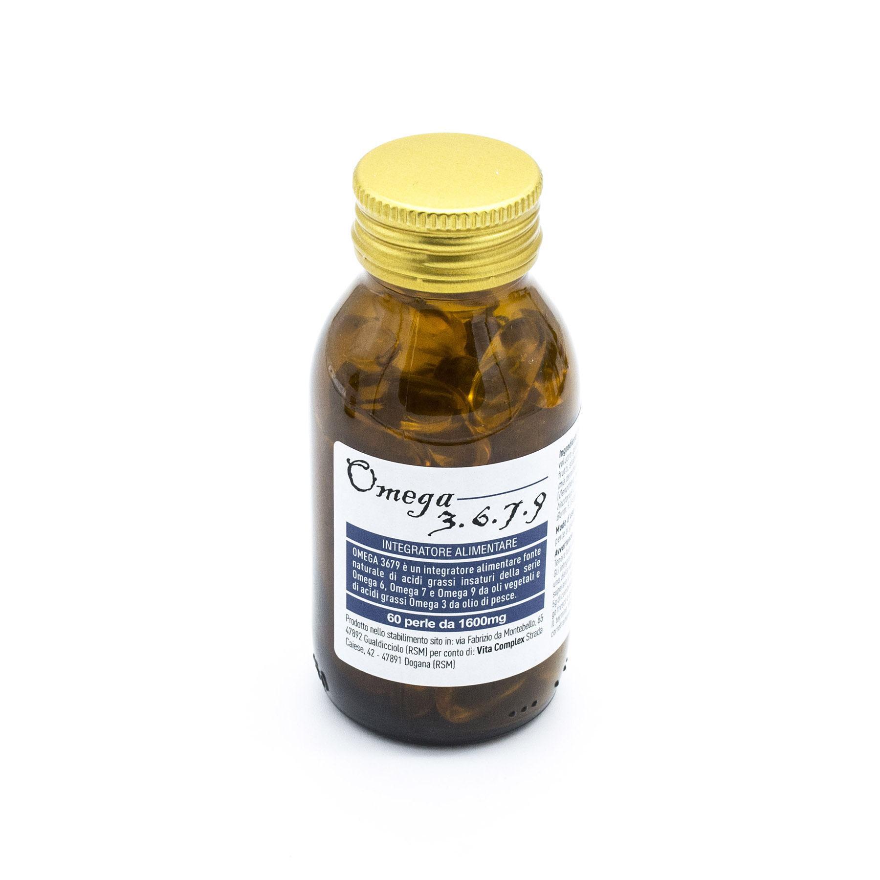 Omega 3 6 7 9 Vita Complex